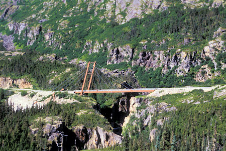 Captain William Moore Bridge, Klondike Highway, Alaska