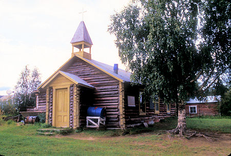 St. Paul's Church, Eagle, Alaska