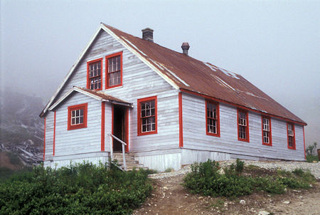Administrative Office/Commissary, Independence Mine Historical Park, Alaska