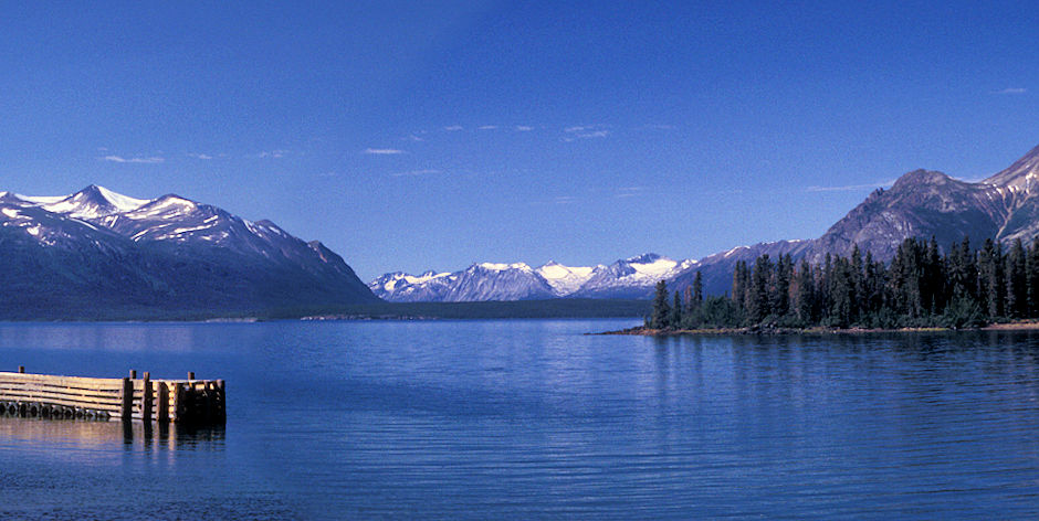 Atlin Lake, British Columbia