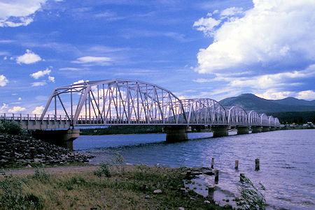 Nisutlin Bay Bridge, Yukon Territory