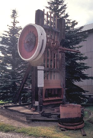 Stamp Mill, World Museum of Mining, Butte, Montana