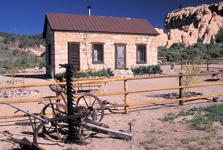Historic Stone Cabin, Spring Valley State Park, Nevada