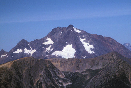 Tamarack Peak from 7,440' Slate Peak near Harts Pass, Washington